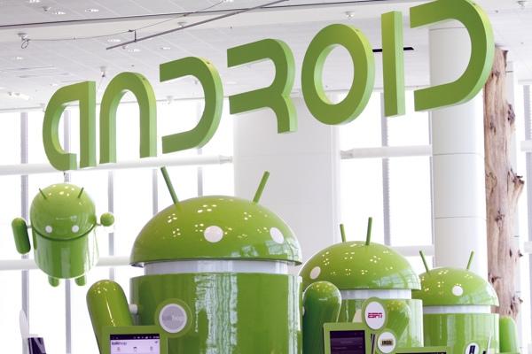 ridurre i lag su Android