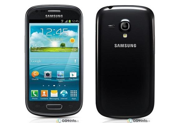 Galaxy S3 Mini Value Edition