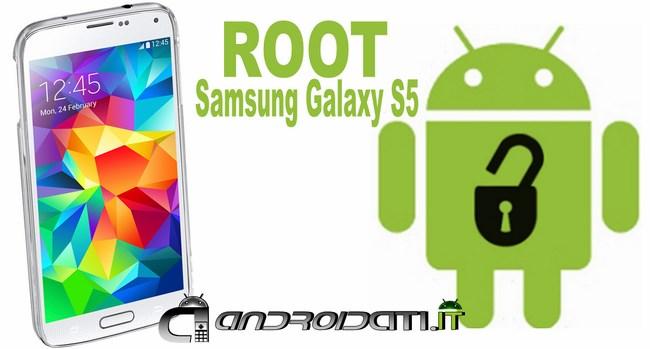 Root Galaxy S5