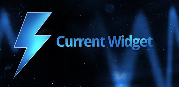 CurrentWidget Battery Monitor