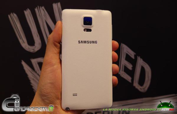 Galaxy Note 4 - recensione - 3