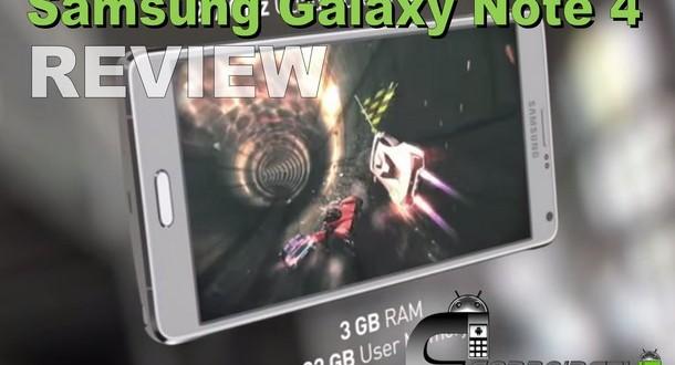 Galaxy Note 4 - recensione