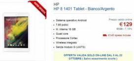 Offerta tablet HP-8- 1401