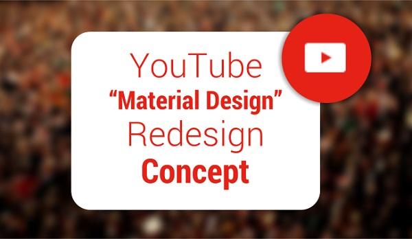 YouTubeAndroidMaterialDesign