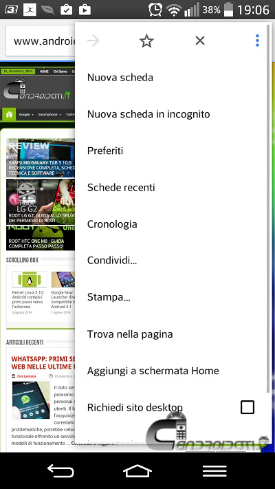 Google chrome come bloccare le pubblicit pop up - Bloccare finestre pop up ...
