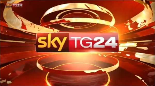 SkyTG24 si rinnova: dal 28 novembre nuova veste grafica