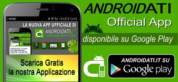 Androidati App