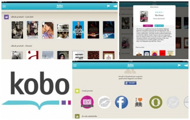 eBook Libri Kobo