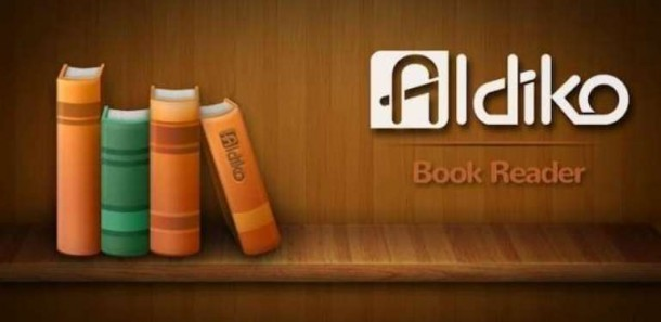 eBook Aldiko eBook Reader
