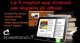 Le migliori App per gli eBook