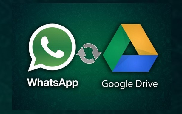 WhatsApp il backup dei dati su PC grazie a Google Drive
