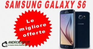 Offerte Galaxy S6
