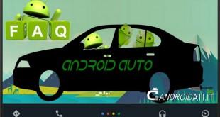 Android auto - faq