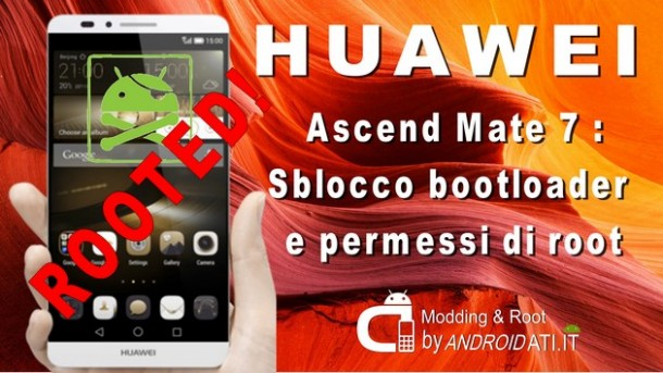 Ascend Mate 7 - root