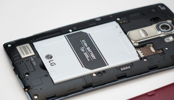 LG G4: Quick Charge 2.0