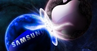 Samsung batte Apple