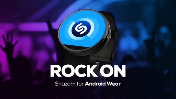 Shazam su Android Wear