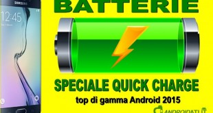 Speciale Quick-Charge