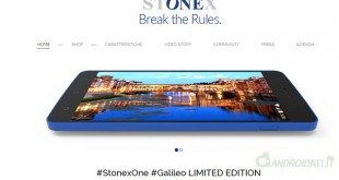 Stonex One - galileo