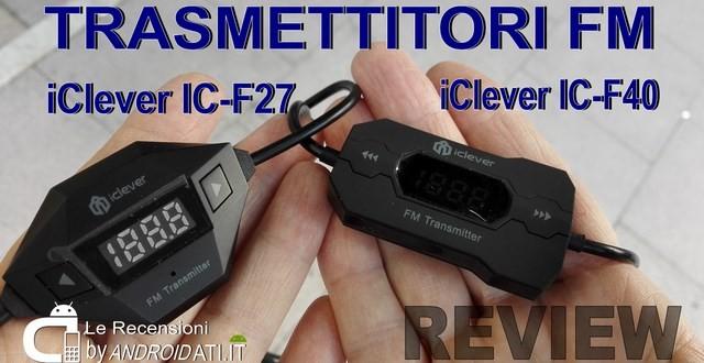iClever IC-F27 e IC-F40