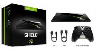 Nvidia shiled android tv