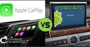 Android Auto vs Apple-CarPlay