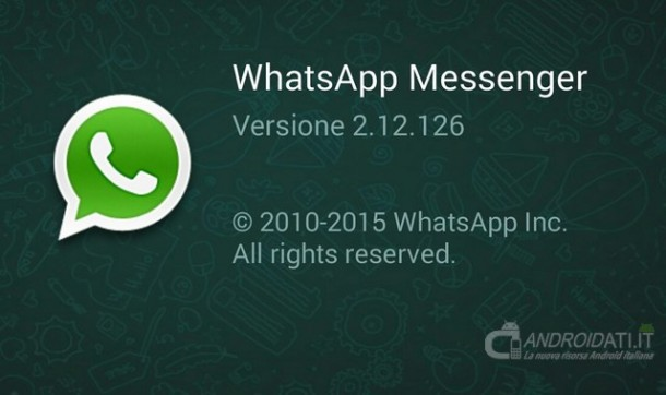 WhatsApp 2.12.126