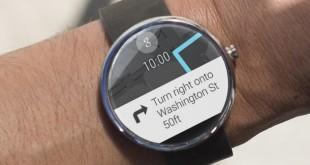 Android Wear - quadranti interattivi