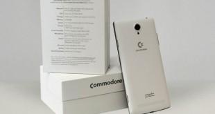 Smartphone Commodore PET