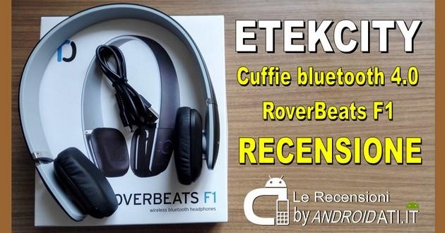 recensione Etekcity RoverBeats F1