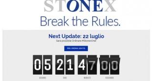Stonex One: Next Update 22 luglio
