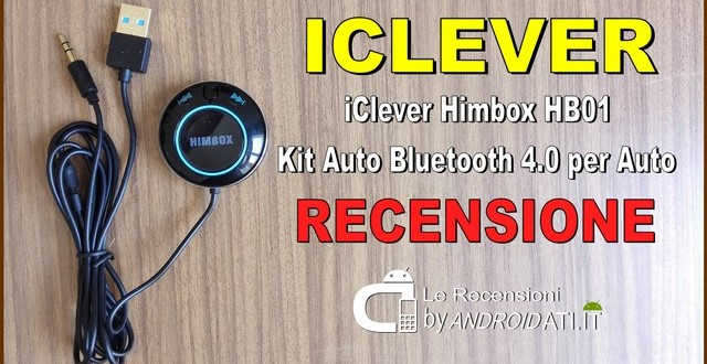 Recensione iClever Himbox HB01