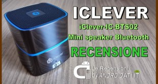 Recensione iClever-IC-BTS02