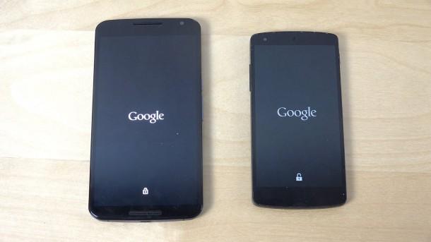 Nexus 6: aggiornamento sul modello LG