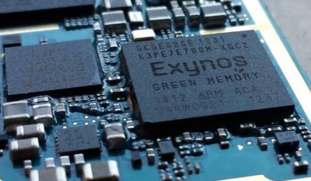 SoC Exynos 8890