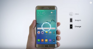 Wireless Charging Pack with Galaxy S6 edge+