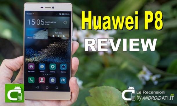 Huawei P8 - review
