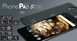 PhonePad Duo S520