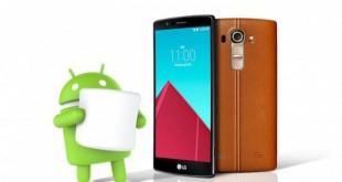 LG G4 anticipa tutti con l'update ad Android 6.0 Marshmallow
