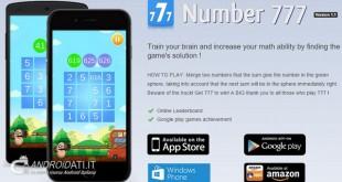 Number 777