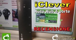 iClever Auto Hub 4 porte