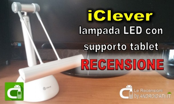 iClever Lampada Stand