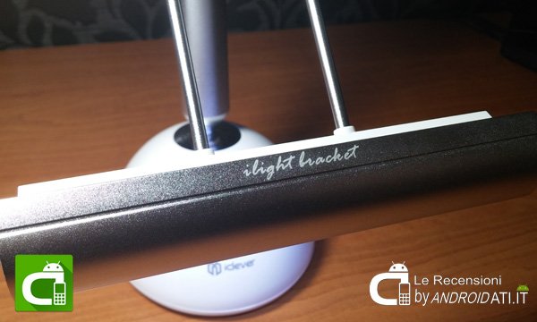 iClever-Lampada Stand-recensione-androidati (6)