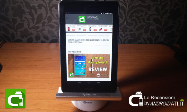 iClever-Lampada Stand-recensione-androidati (7)