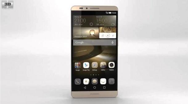 Huawei Mate 7 Gold in offerta