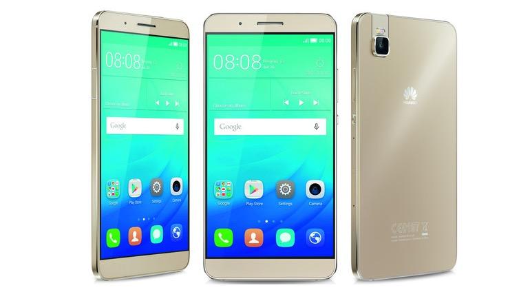 Huawei ShotX: nuovo telefono dual SIM con fotocamera rotante