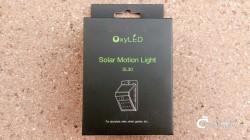 OxyLED SL30 Luce LED Solare Esterno