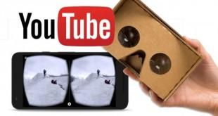 YouTube, con i video 3D su Android