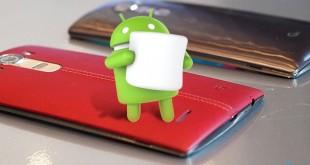 Rilascio di Android 6.0 Marshmallow per LG G3
