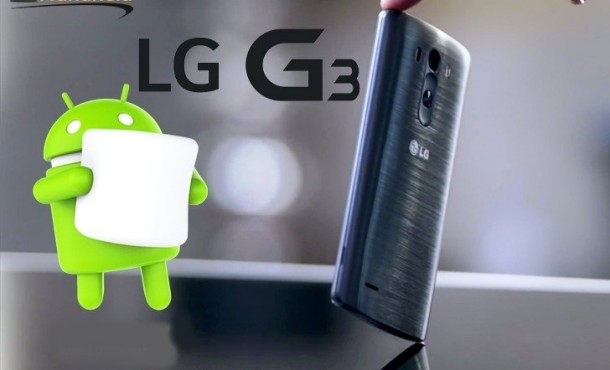 LG G3: update ad Android 6.0 Marshmallow